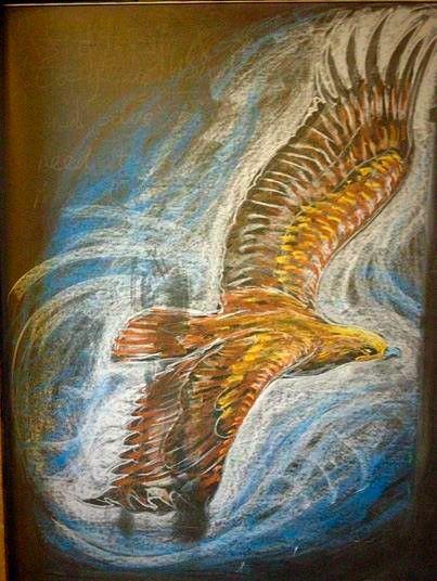 Trove of blackboard drawings from Michael Hall Steiner School in Forest Row, England | Waldorf Today - Waldorf Employment, Teaching Jobs, Positions & Vacancies in Waldorf Schools
