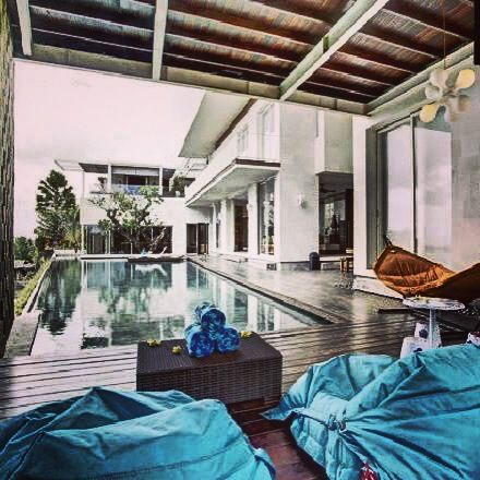 Pool Lounge at www.tigadisvilla.com