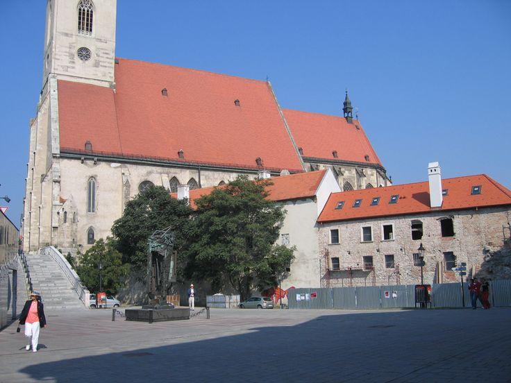 Centre of Bratislava