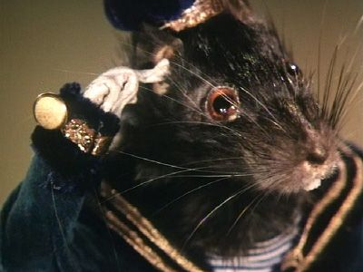 The rat from Alice by Jan Svankmajer