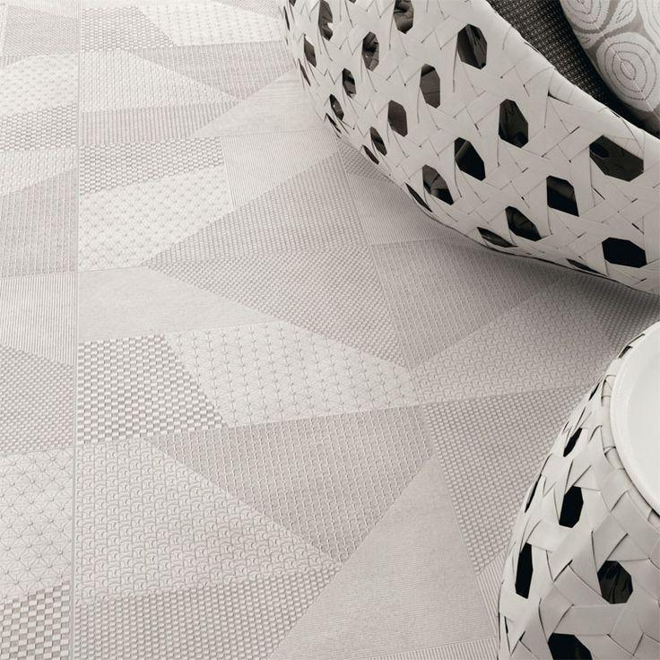"""Origami Bianco Mix 60X60/24""""X24"""" #NEW"""