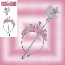 Princess Wand & Tiara Pack