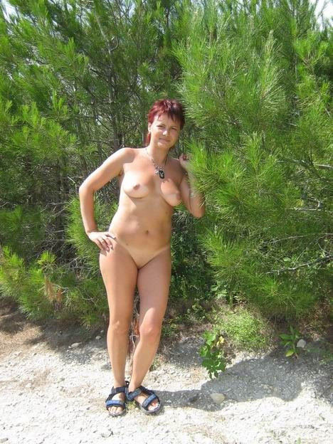 Naked in the Nature