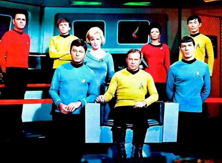 Star Trek premiered on NBC today 1966 http://ift.tt/2vU2VTC