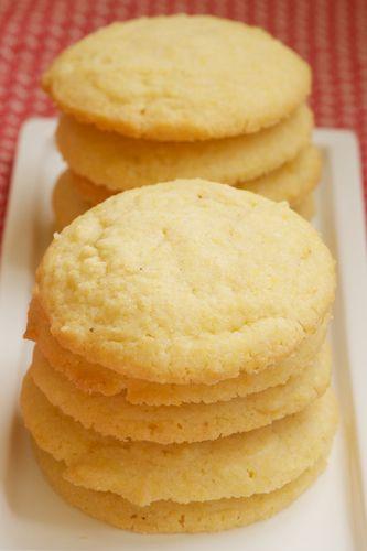 Cornmeal Cookies   Bake or Break: I LOVE cornbread, so I can only imagine how…