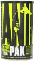 ($23.91) Universal Nutrition Animal Pak Sports Nutrition Supplement, 44-Count - Nothing comes close to Universal's Animal Pak, the Ultimate Training Pak. There's no better nutritional weapon to fuel intense workouts than Animal Pak. Pro bodybuilders, elite powerlifters and world-class athletes swear by the Animal Pak for the following reasons: Enhanced endurance, Increa...click to read more | #health #fitness #gift #product #review #shop #gifts #products #reviews #shopping