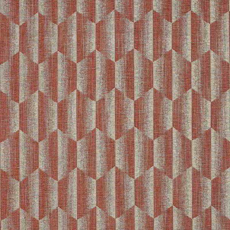 Warwick Fabrics : DISSOLVE, Colour CHILI