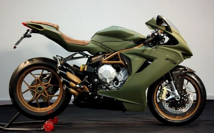 MV Agusta F3 800 Tecnoart I've pinned this before but WHOA I love it