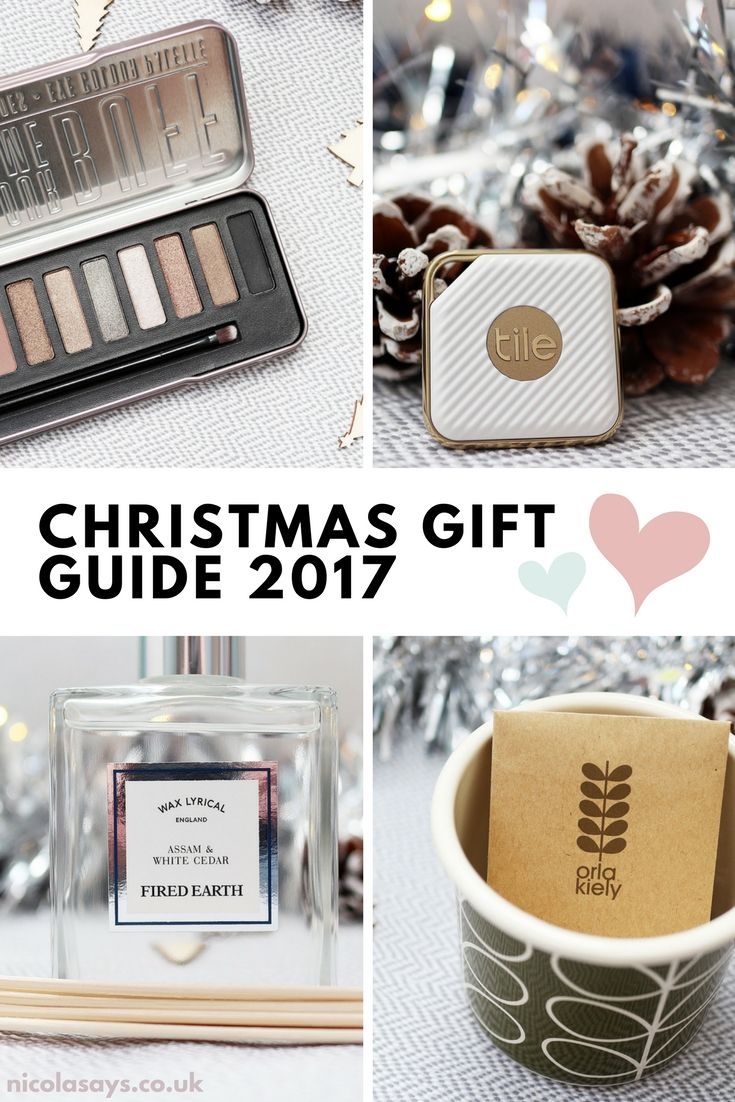 Christmas Gift Guide – Thoughtful Gifts Under £50