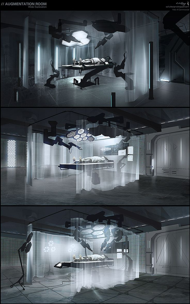 SAIFUL HAQUE: Halo 4 Commercial Blur Studios