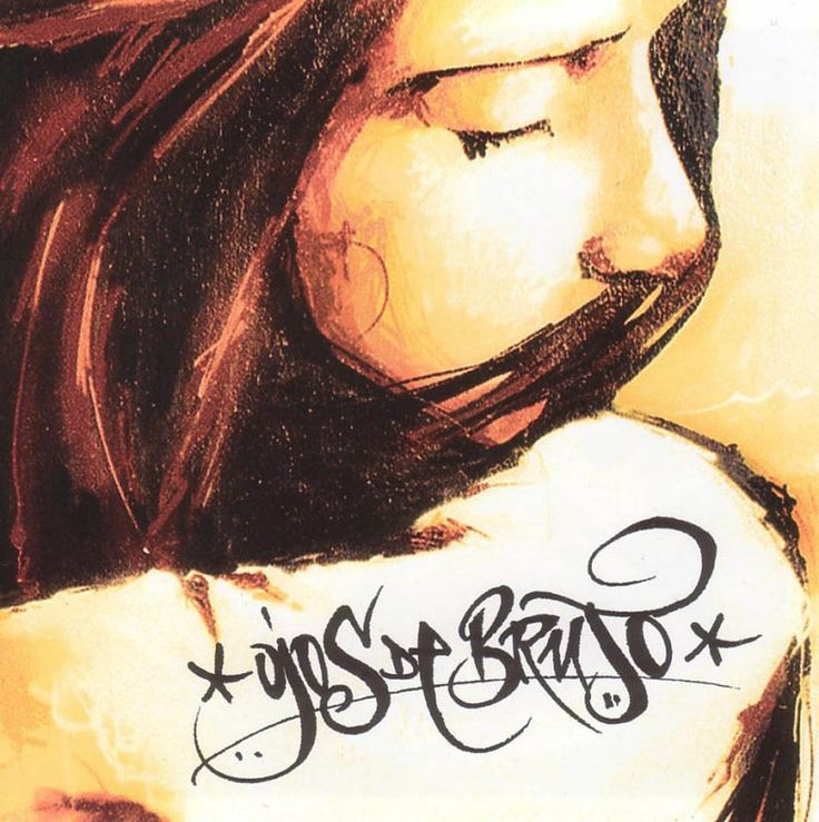 One of Ojos de Brujo's best albums also inside there are very nice drawings and artwork