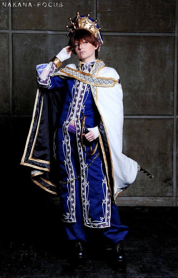 Aram Meru Puri Hand Made Cosplay costume desguise by KuraInranShop