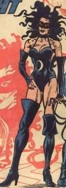 Night (Character) - Comic Vine