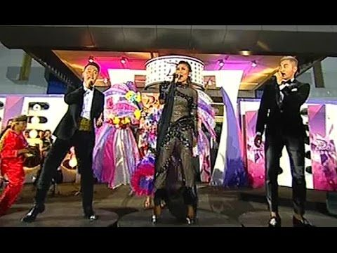 Konser Result Final 3 Besar Dangdut Academy 2 Theme Song Dangdut Academy...