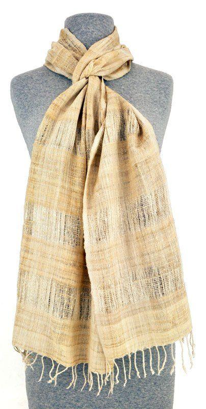 Cashmere Silk Scarf - Misty Morning Cash/Silk by VIDA VIDA u9WJU2P1Dq