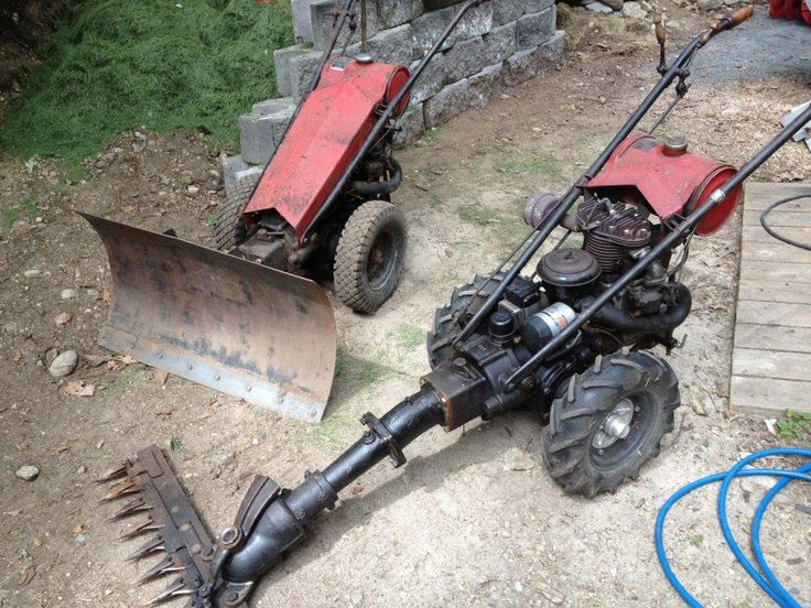 Antique Two Wheel Tractor : Best gravely wheel garden tractor images on