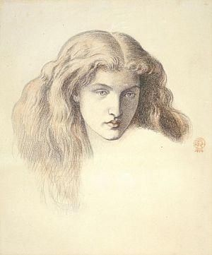 Dante Gabriel Rossetti - (London, May 12, 1828 - Birchington-on-Sea, April 10, 1882)