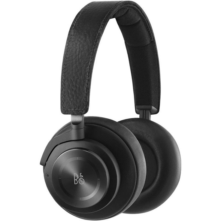 B&O Beoplay H9 Wireless Active Noise Cancelling Over-Ear Headphones (Black)