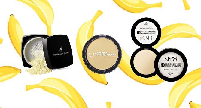 The Best Banana Setting Powders