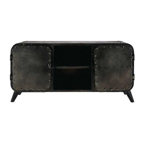 Metal Sideboard W 153cm