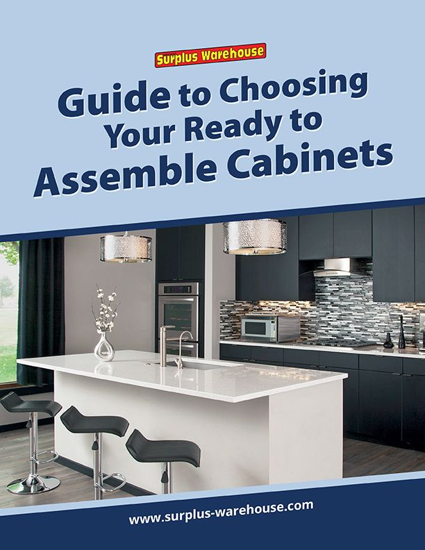 Discover The Advantages Of Buying Ready To Assemble Cabinets And What