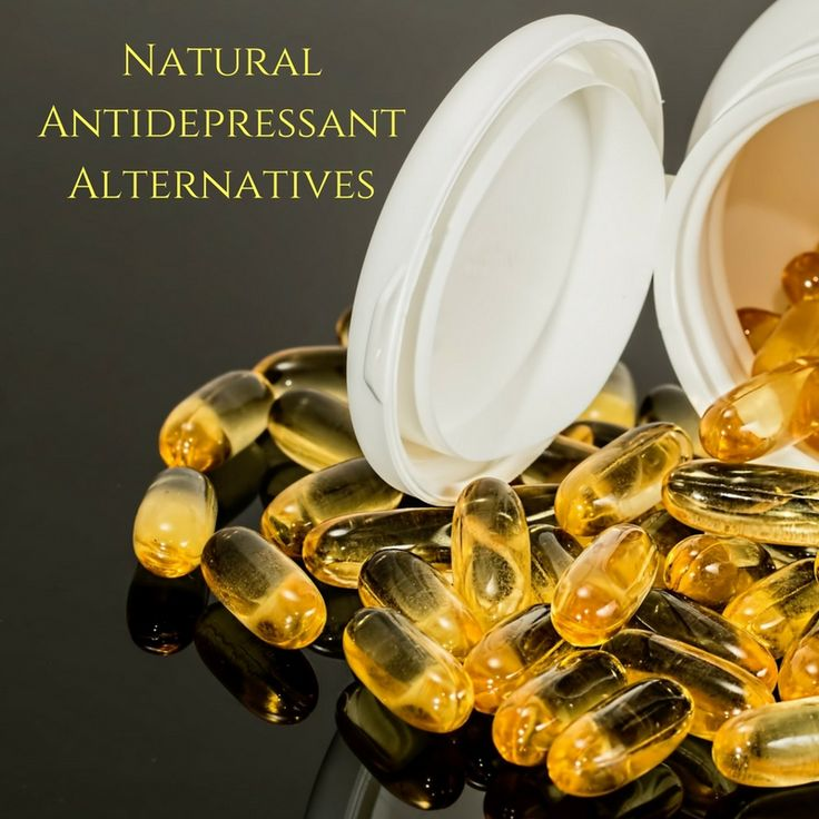 """In today's post we are going to cover a variety of natural antidepressant alternatives that are easily found in today's market. If this is something you are interested in, please keep reading."""