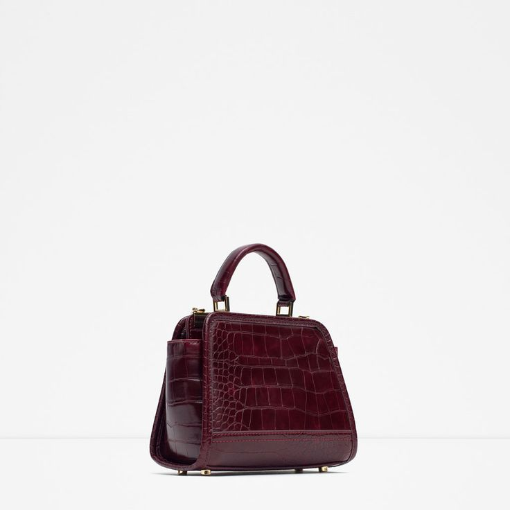 Lands' End Le Sac Fourre-Tout Double Imprimé, Large - Rouge - null