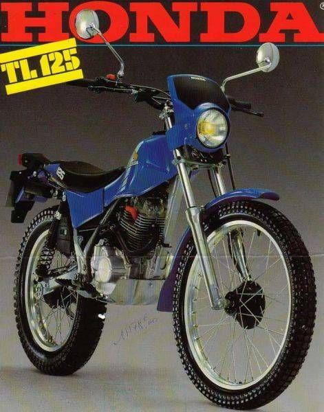 1984 Honda TL125 https://plus.google.com/+JohnPruittMotorCompanyMurrayville/posts