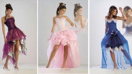 vestidos q se despegan para 15 anos 2014   Disfruta de las mejores fotos de Vestidos de 15 años cortos con cola
