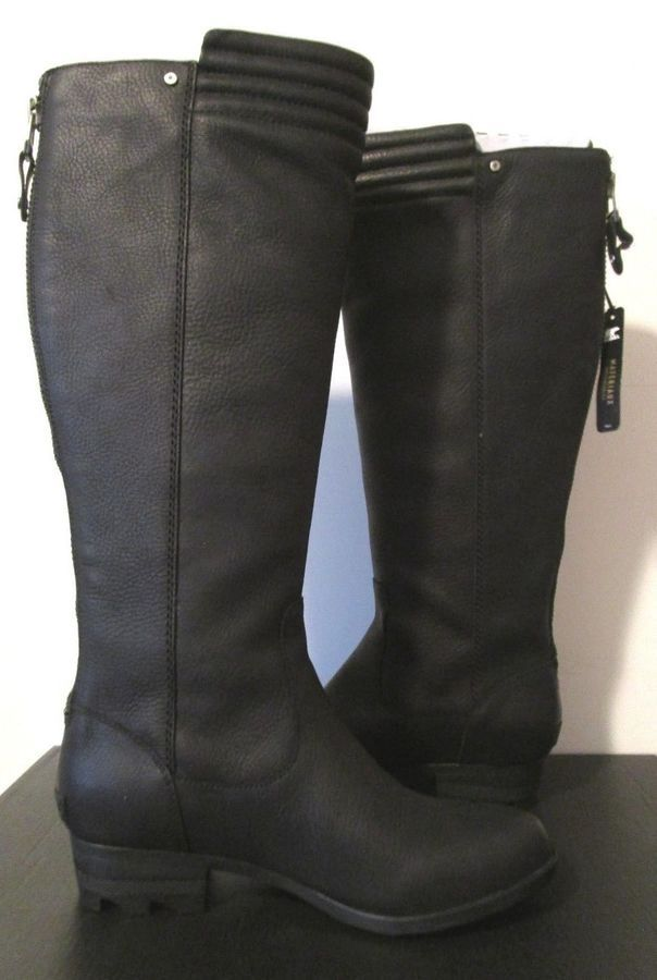Womens Sorel Danica Tall Leather