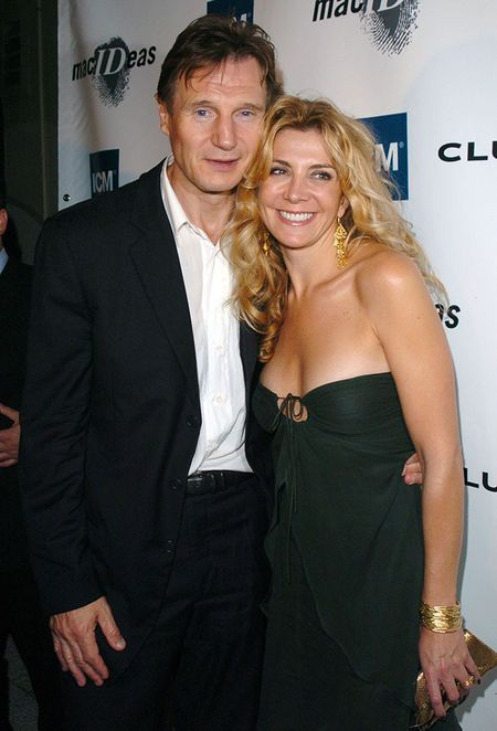 80 best images about liam neeson natasha richardson on for Natasha richardson liam neeson wedding