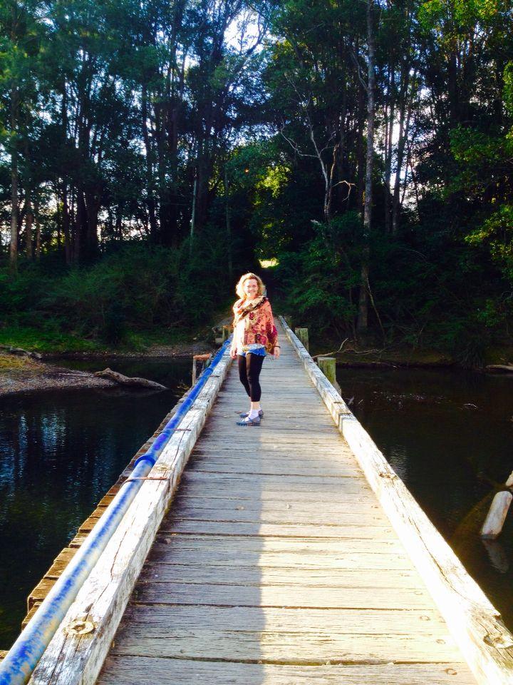 CORAMBA RIVER  NSW