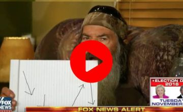Phil Robertson and Neil Cavuto talk about Donald Trump - must see!i