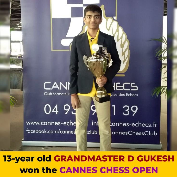 how to become a chess grandmaster in india