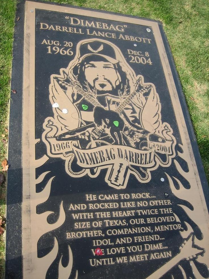 dimebag darrell moore memorial gardens cemetery arlington tx - Memory Gardens Funeral Home Corpus Christi Texas