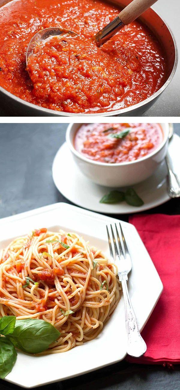 M S De 25 Ideas Incre Bles Sobre Homemade Tomato Pasta Sauce En Pinterest Salsa De Tomate