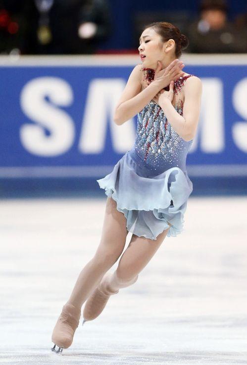 NRW Trophy 2012, Kiss of the Vampire -1 #김연아 #YunaKIM @yuna lee
