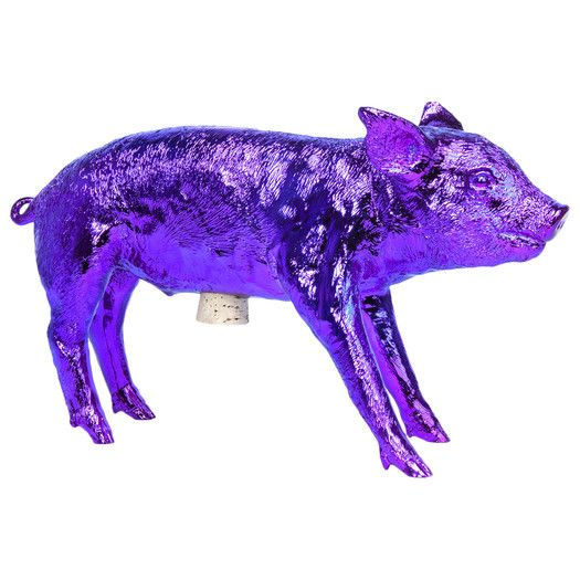 Areaware Reality Bank in the Form of a Pig Piggy Bank | AllModern