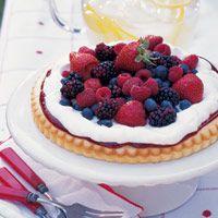 Berry Cake #4thofjuly
