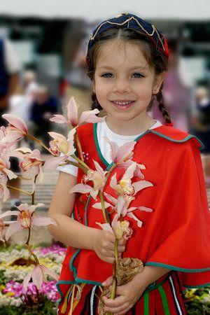 Traditional costume - Madeira Island, Portugal