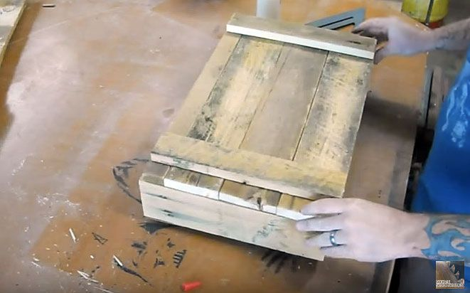 ​This DIY ammo box provides rugged and stylish ​storage for your tools and gear.​