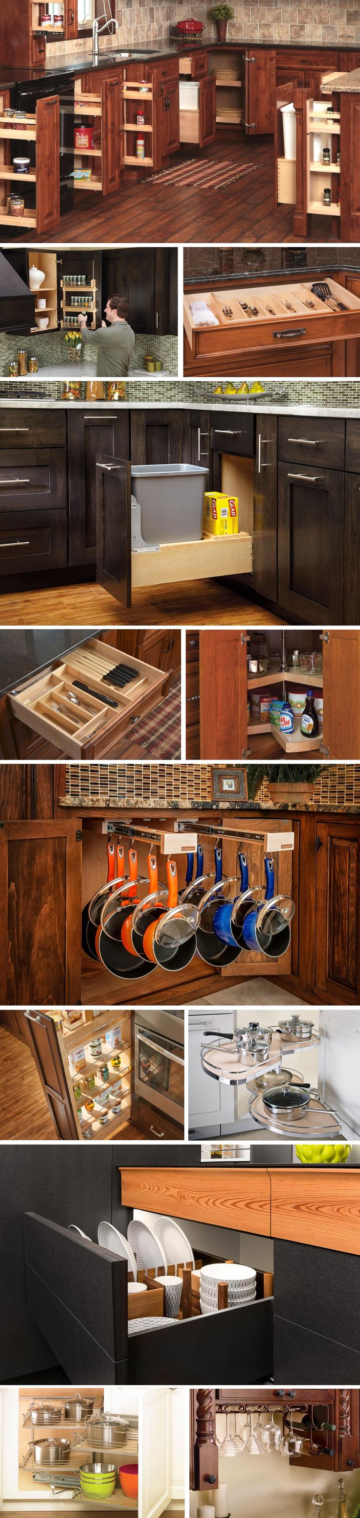 Best 25 Pull out kitchen cabinet ideas on Pinterest