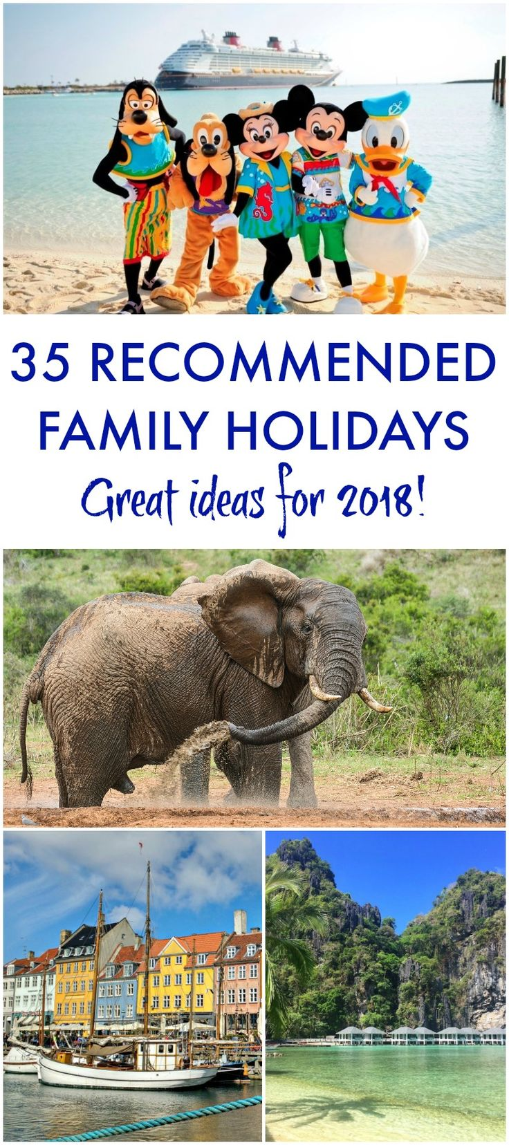 I've asked 35 world leading family travel bloggers to share their favourite family holiday of 2017.  The following 35 recommendations include 10 tried and tested family holidays in the UK from the islands of Scotland down to the Isles of Scilly.  Scroll down further to be inspired by family holidays in Europe and the rest of the world including a road trip around Iceland, trekking with gorillas in Rwanda, a Sahara desert adventure and a magical visit to Disneyland California!