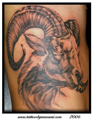 ram tattoo - Google Search