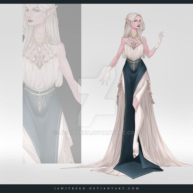 (CLOSED) Adoptable Outfit Auction 255 by JawitReen.deviantart.com on @DeviantArt