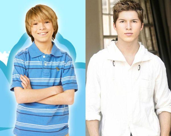 El antes y después del elenco de Zoey 101!!