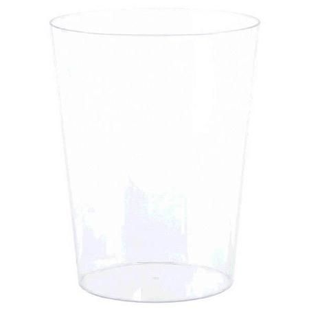 Our Clear Plastic Cylinder Container offers an enticing display for tempting treats. The clear plastic lets you include the container in any theme or color scheme, perfect for candy buffet displays or everyday use. Package contains one medium plastic cylinder container measuring 5.75in in high. This cylinder is NOT microwave or dishwasher safe.