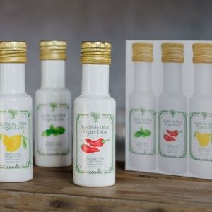 Set Aceite Oliva Virgen Extra - Azada Organic 5x20ml