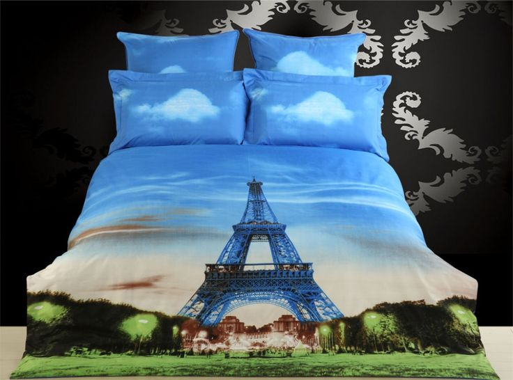 luxury king size duvet cover set city themed by dolce mela