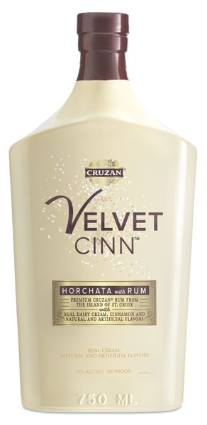 New, horchata and rum-inspired product from Cruzan Rum.